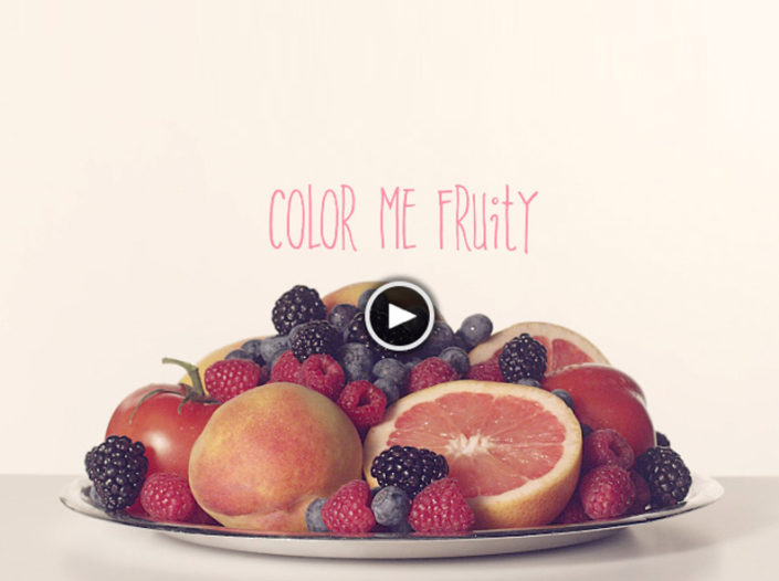 Color me Fruity