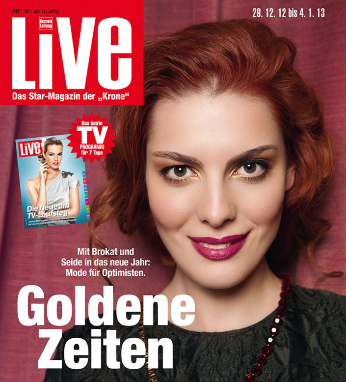 Live Magazin Cover